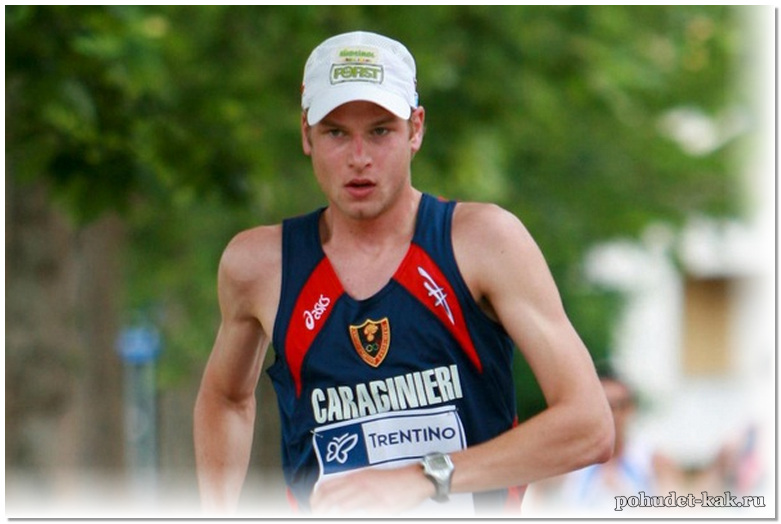 Алекс Швацер марафонец