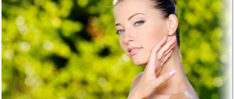 Эластичная и упругая кожа - диета