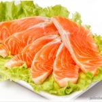 Японская диета - ужин
