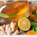 Чай с имбирем для похудения рецепты