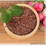 Льняное семя как принимать для похудения