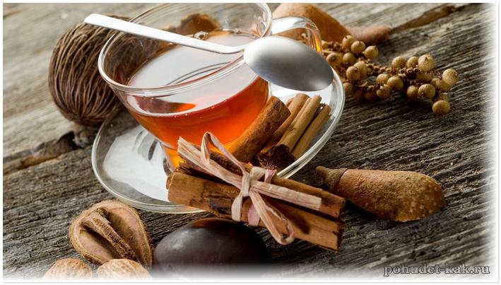 чай с корицей для похудения рецепты